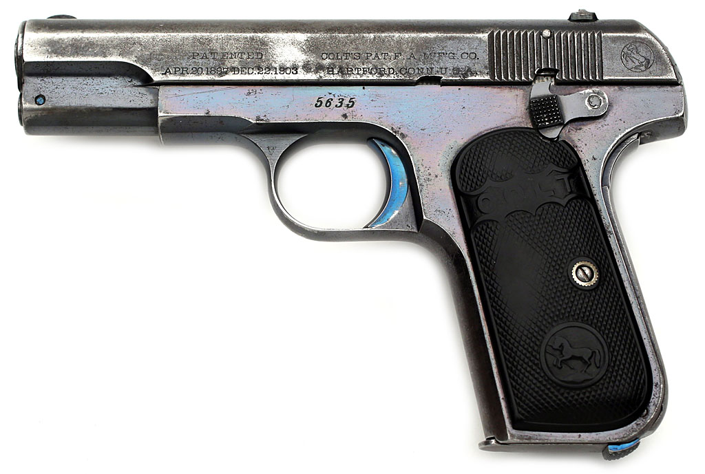Colt 1909 45 serial number dating