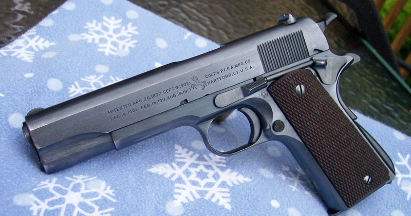 Colt 1911a1 Serial Numbers - 0425