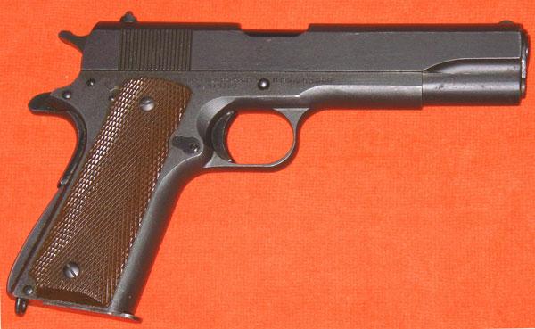 Remington Rand M1911a1 U S Army 1911a1 45 Acp 1943 Us
